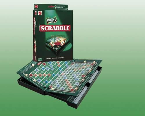 Cestovní Scrabble