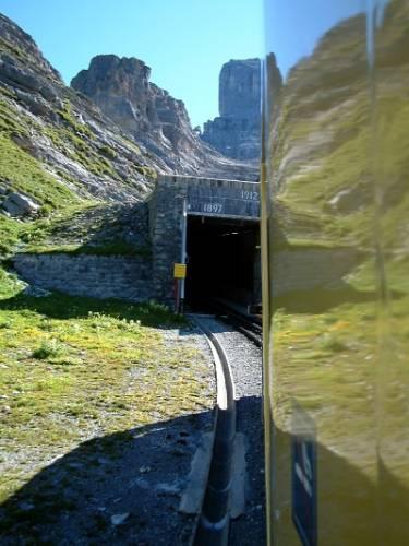 Vjezd do tunelu