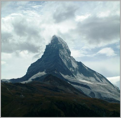 Matterhorn, Švýcarsko 2003