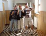 Návštěva školy 2007