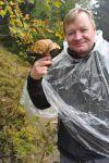 Za houbami na Muřínkový vrch
